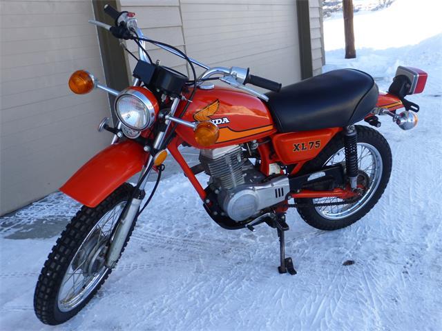 1977 Honda XL75 | 939645
