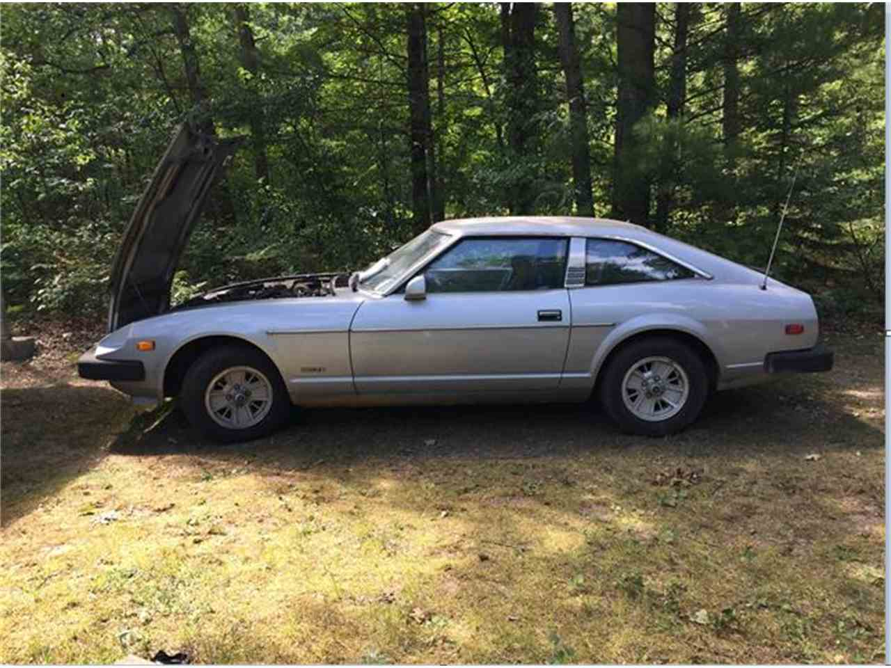 Large Picture of '80 280ZX located in Baldwin  Michigan - $9,000.00 - K51F