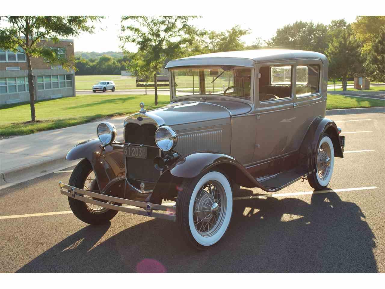 1930年 フォード モデル A