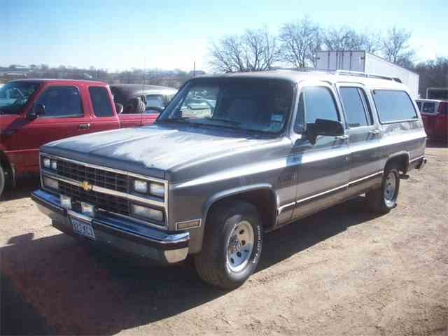 Picture of '90 Suburban - K520