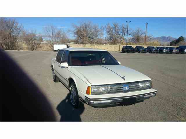 1985 Oldsmobile 98 Regency Brougham | 939673