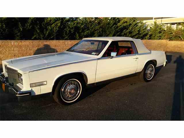 1985 Cadillac Eldorado Biarritz | 939684