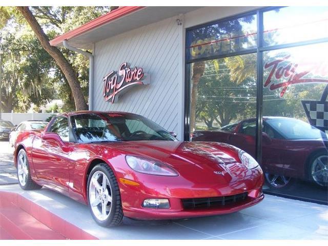 2005 Chevrolet Corvette | 939691
