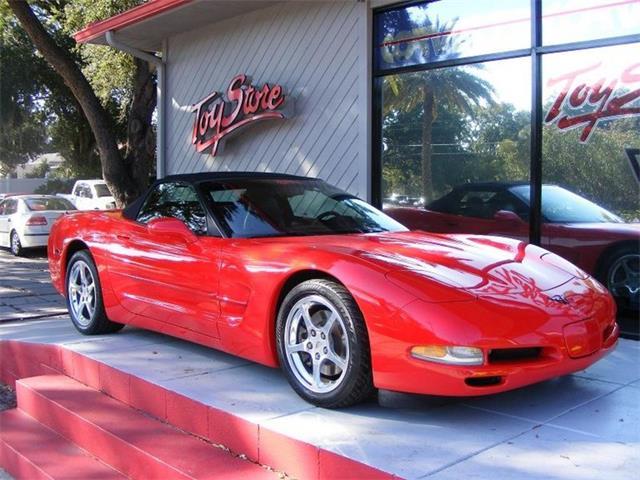 2001 Chevrolet Corvette | 939692