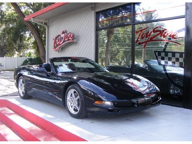 2003 Chevrolet Corvette | 939693