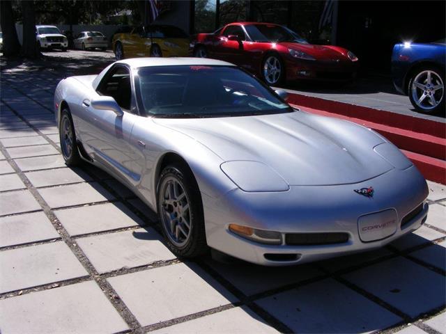 2002 Chevrolet Corvette | 939697