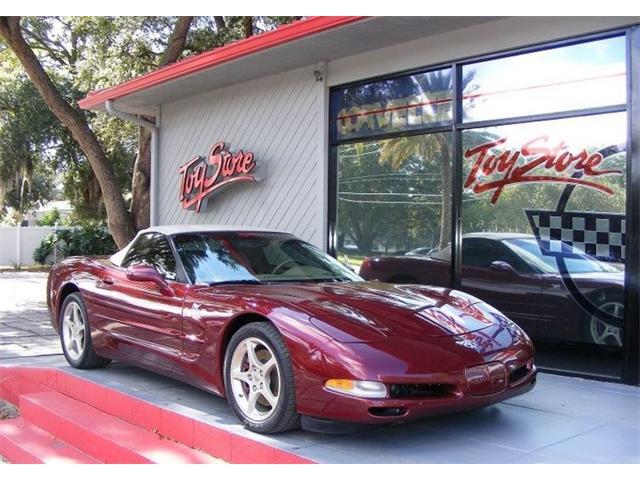 2003 Chevrolet Corvette | 939698