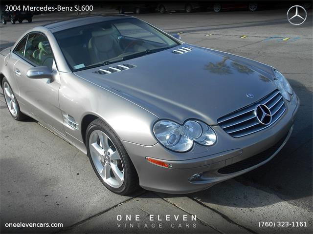2004 Mercedes-Benz SL600 | 930097