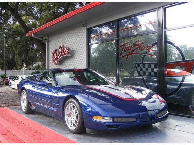 2004 Chevrolet Corvette | 939702