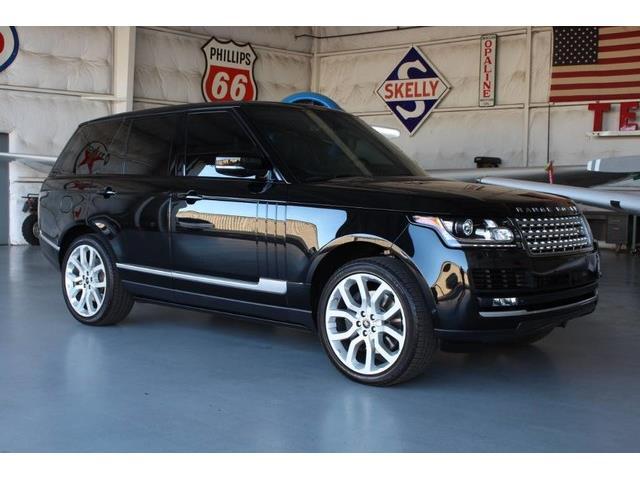 2013 Land Rover Range Rover | 930971