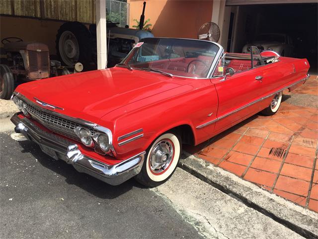 1963 Chevy  Belair impala    939718