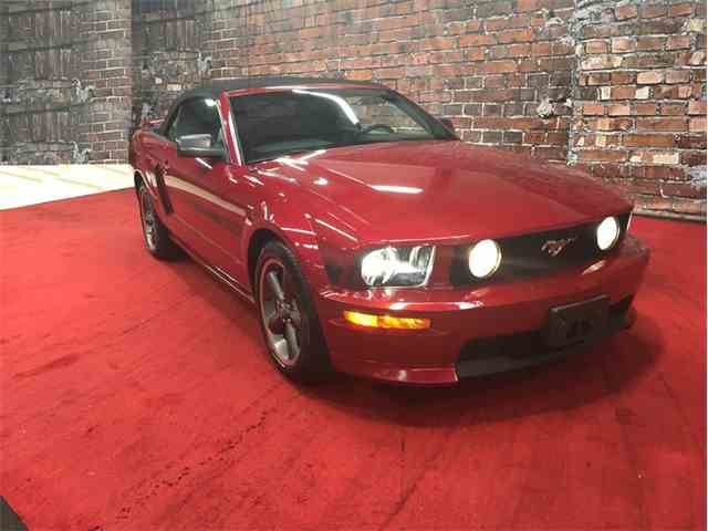 2008 Ford Mustang | 939723