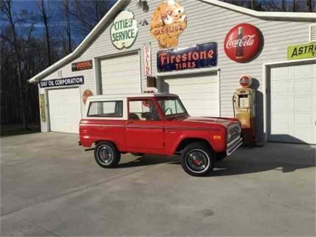 1973 Ford Bronco | 939725