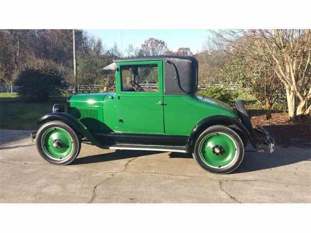 1926 Chevrolet Sedan | 939726