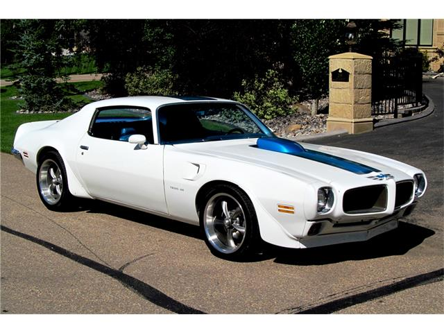 1970 Pontiac Firebird Trans Am | 939735