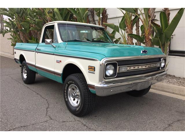 1970 Chevrolet C/K 10 | 939736
