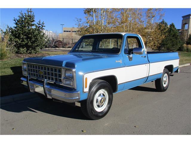 1980 Chevrolet C/K 20 | 939738