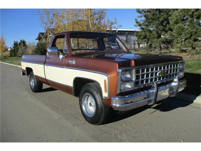 1980 Chevrolet C/K 10 | 939739