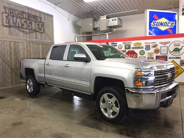 2016 Chevrolet Silverado | 939752