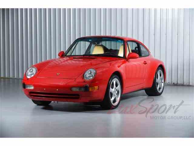 1996 Porsche 993 Carrera 2 Coupe | 939753
