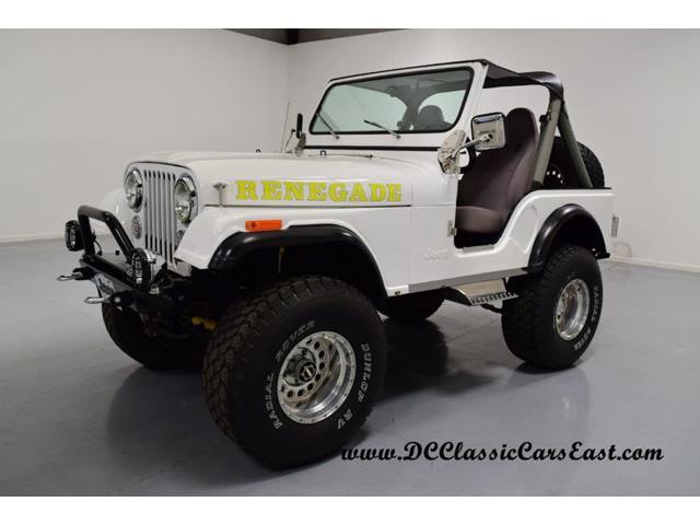 1982 Jeep CJ5 | 939764