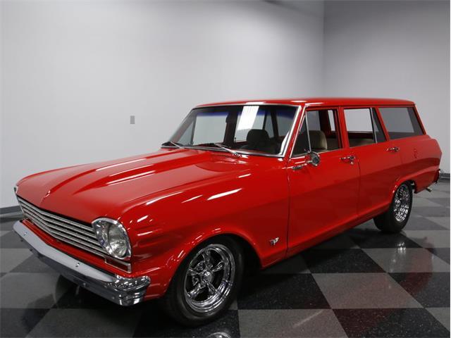 1963 Chevrolet Nova Chevy II Restomod Wagon | 939794