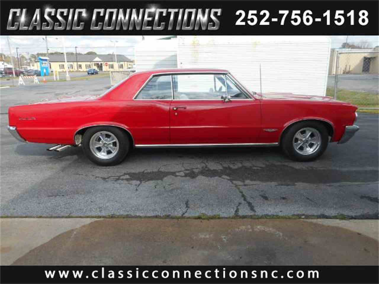 Large Picture of '64 GTO - K55G