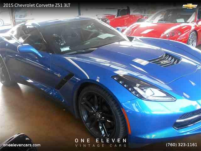 2015 Chevrolet Corvette Z51 3LT | 930098