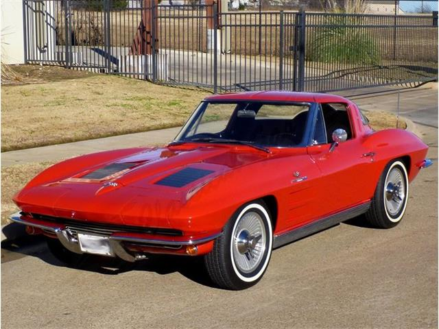 1963 CHEVROLET CORVETTE SPLIT WINDOW | 939800
