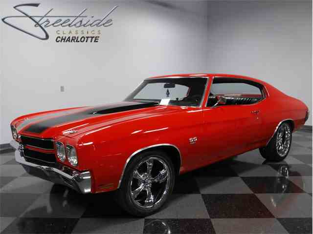 Chevrolet Chevelle Ss For Sale On Classiccars Com Available