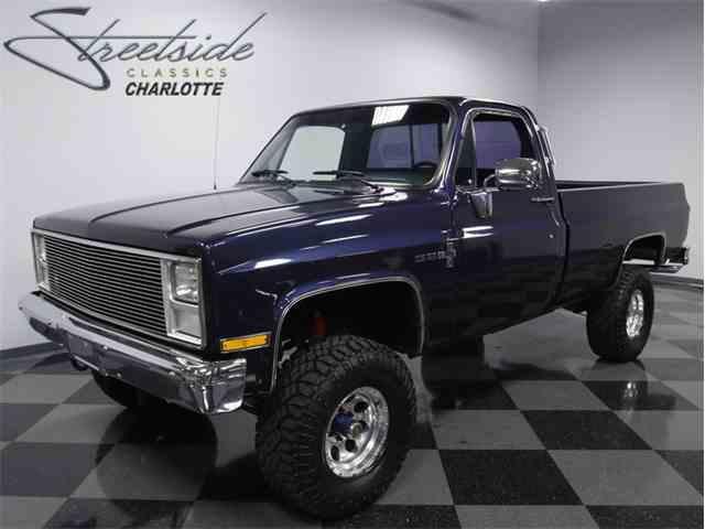 1986 Chevrolet K-10 Custom Deluxe | 939804