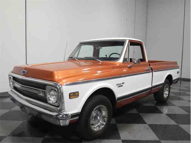1970 Chevrolet C/K 10   939822