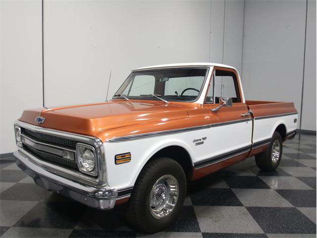 1970 Chevrolet C/K 10 | 939822