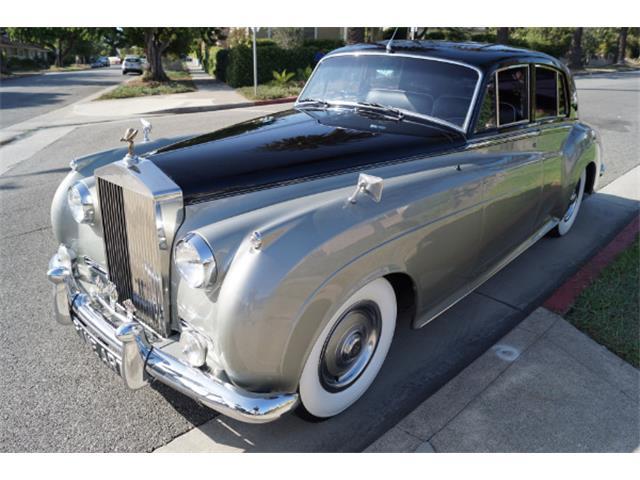 1961 Bentley Sedan   939834