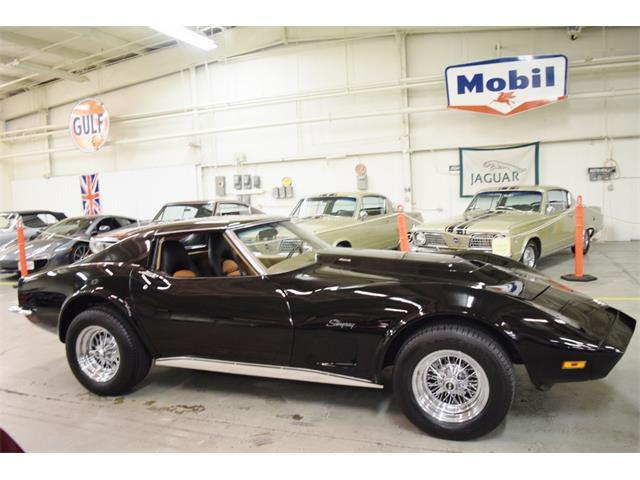 1973 Chevrolet Corvette | 939840