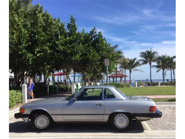 1988 Mercedes-Benz 560SL | 939841