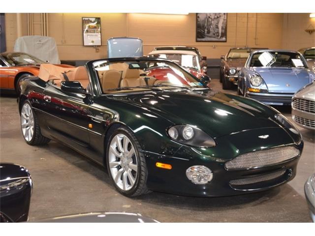 2003 Aston Martin DB7 Vantage Volante | 939846