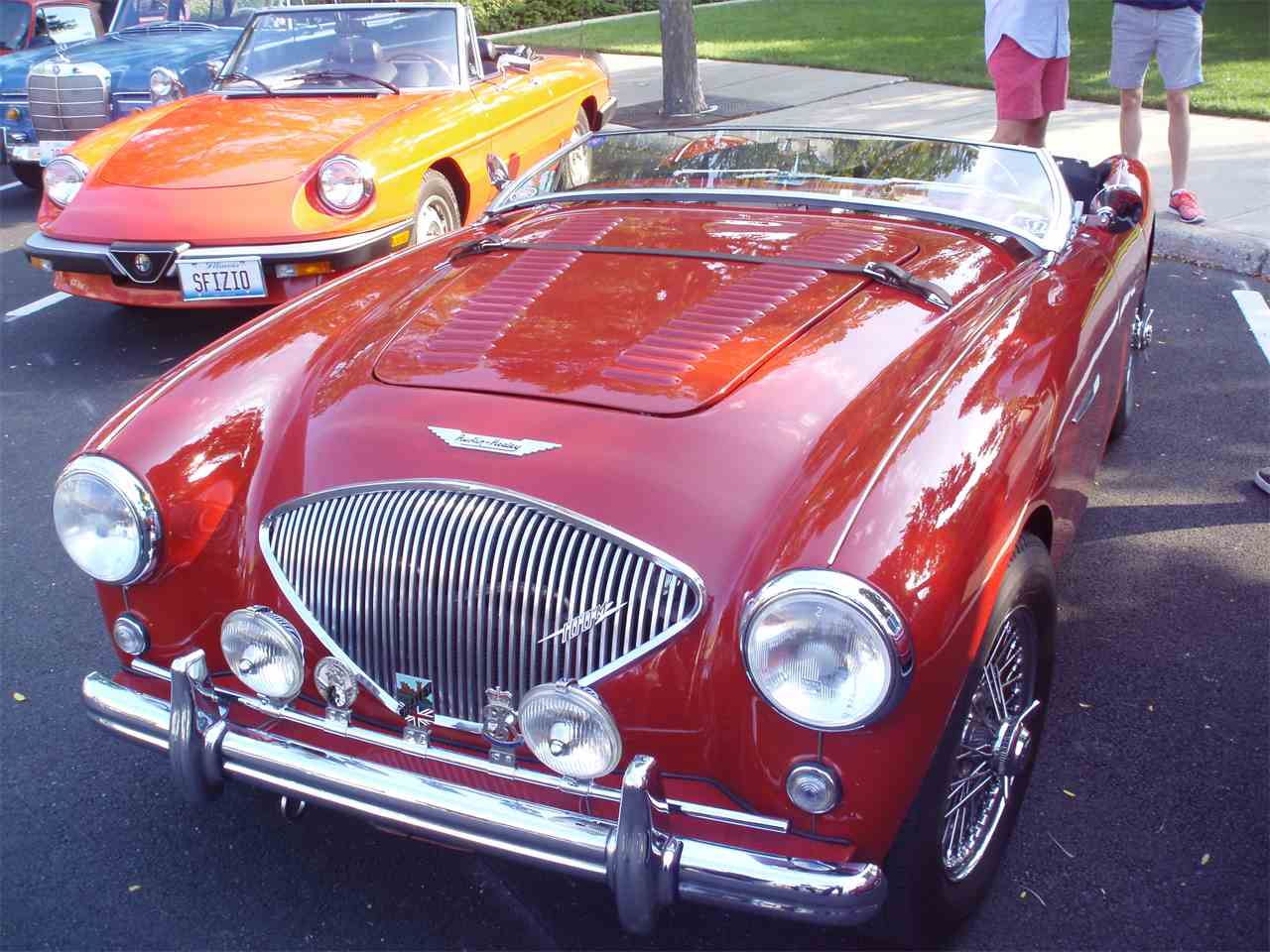 Austin Healey For Sale On Classiccars Com Available