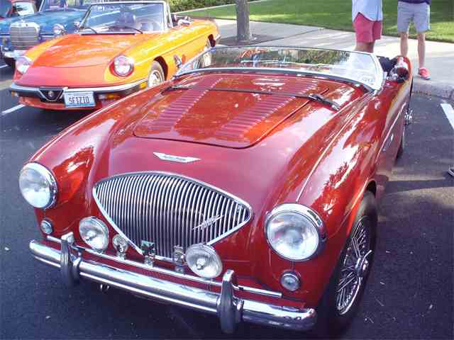 1956 Austin-Healey 100-4 BN2 | 939856
