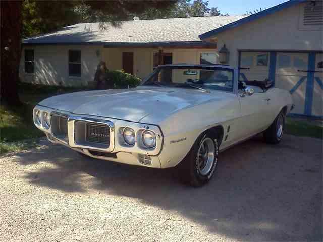 1969 Pontiac Firebird | 939863
