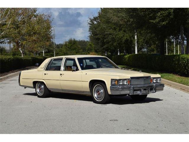 1979 Cadillac Fleetwood Brougham | 939864