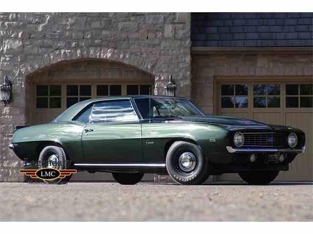 1969 Chevrolet Camaro | 939867