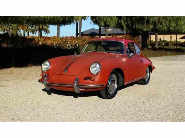 1964 Porsche 356SC | 930987