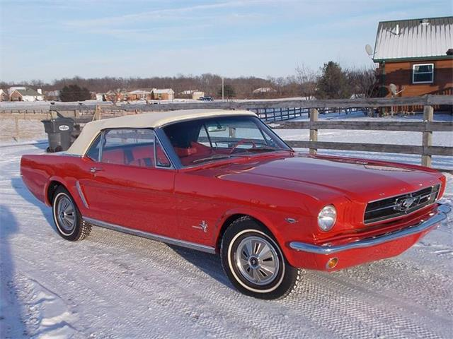 1965 Ford Mustang | 939875