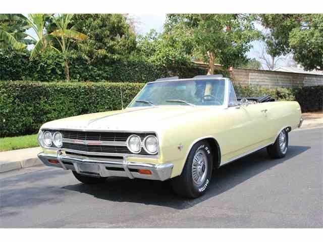 1965 Chevrolet Malibu | 939882