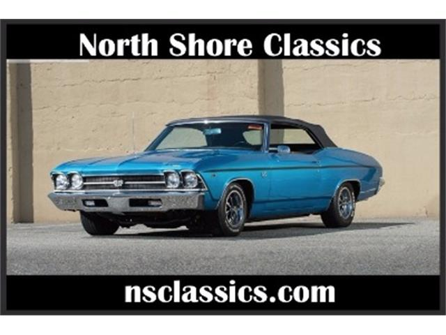 1969 Chevrolet Chevelle | 939884