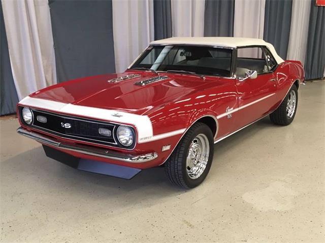 1968 Chevrolet Camaro | 939890