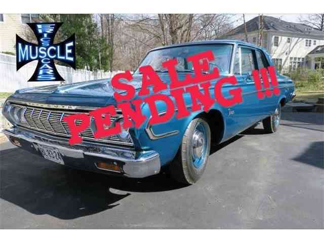 1964 Plymouth Belvedere | 939891