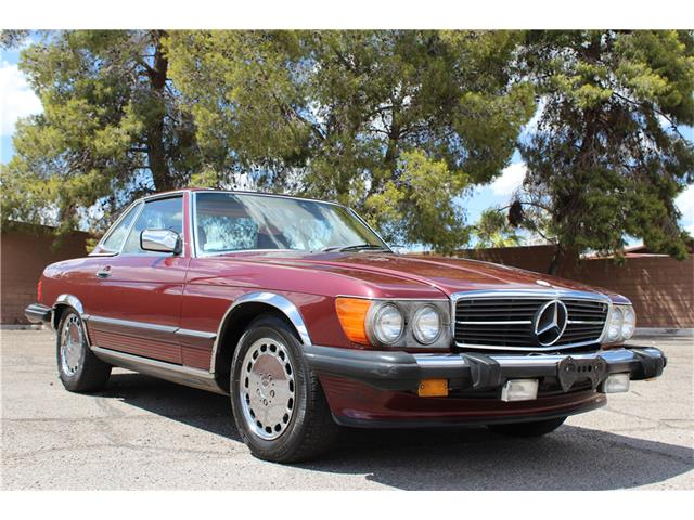 1986 Mercedes-Benz 560SL | 939897
