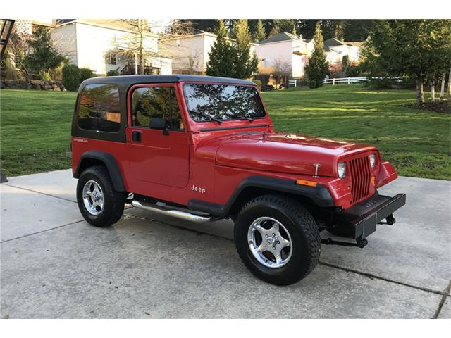 1990 Jeep Wrangler   939898